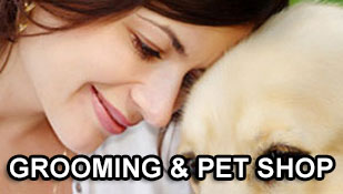 Grooming & Pet Shop